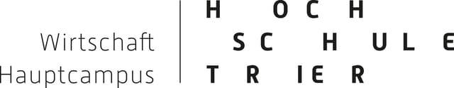Logo Hochschule Trier - Wirtschaft Hauptcampus